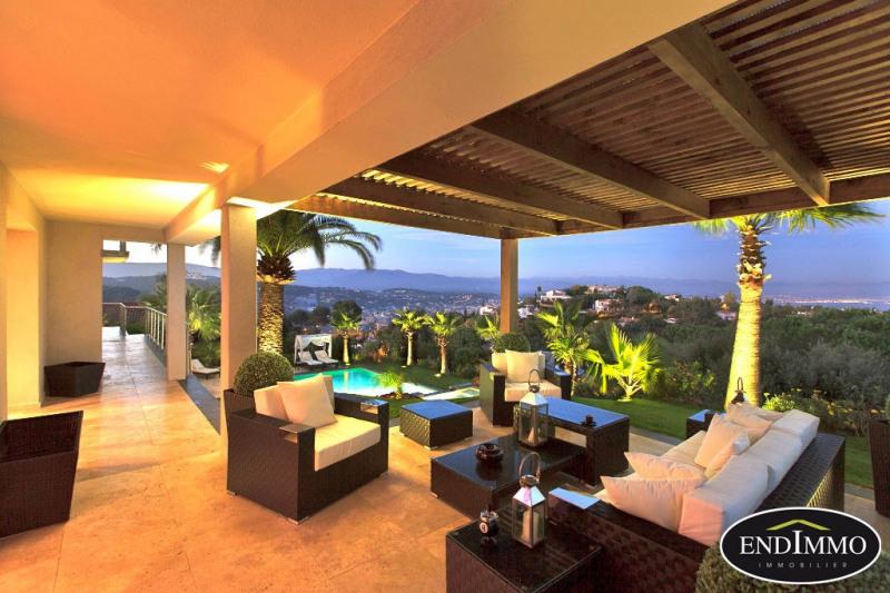 Vente de prestige maison / villa Cannes 3990000€ - Photo 6