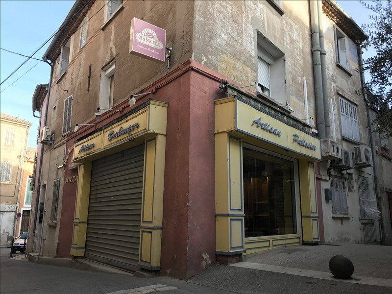 Vente boutique Pourrieres 130 000€ - Photo 1