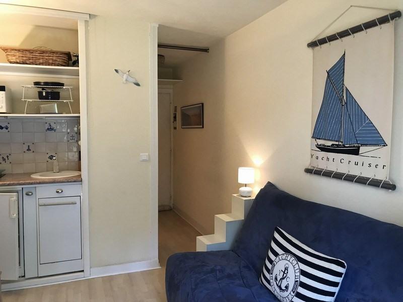 Verkoop  appartement Deauville 62500€ - Foto 6