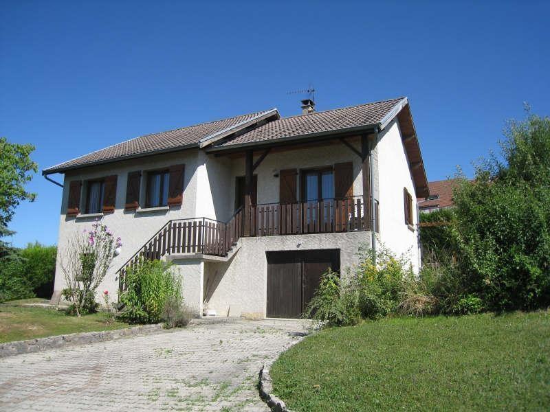 Vente maison / villa Bilieu 205000€ - Photo 1