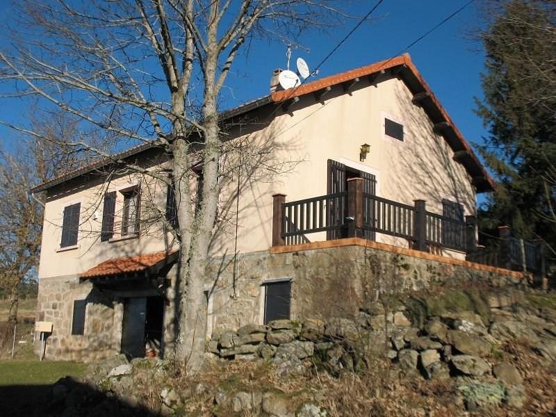 Vente maison / villa Issarles 142000€ - Photo 1