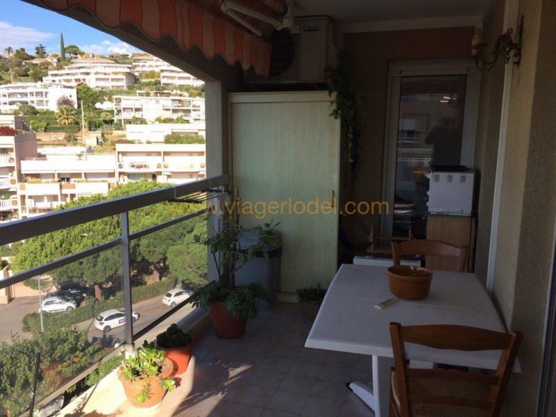 Lijfrente  appartement Saint-laurent-du-var 73500€ - Foto 9