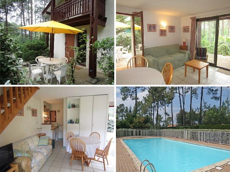 Vacation rental house / villa Lacanau-ocean 432€ - Picture 1