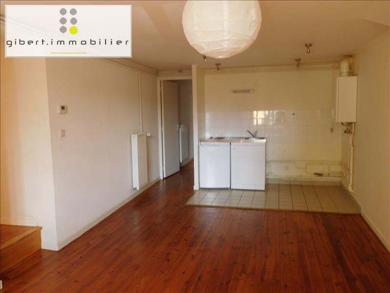 Rental apartment Le puy en velay 331,79€ CC - Picture 1