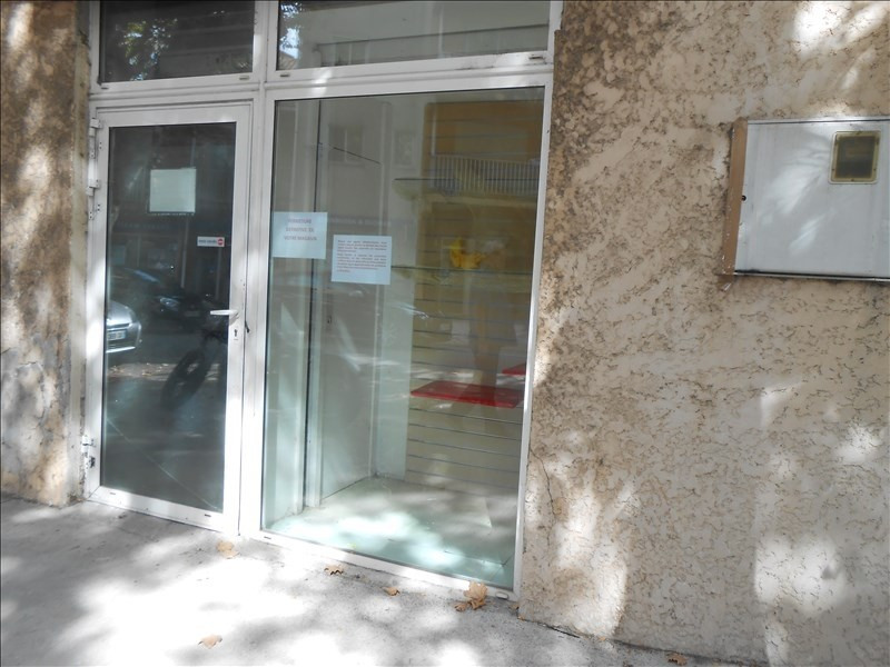 Location local commercial Martigues 550€ HT/HC - Photo 1