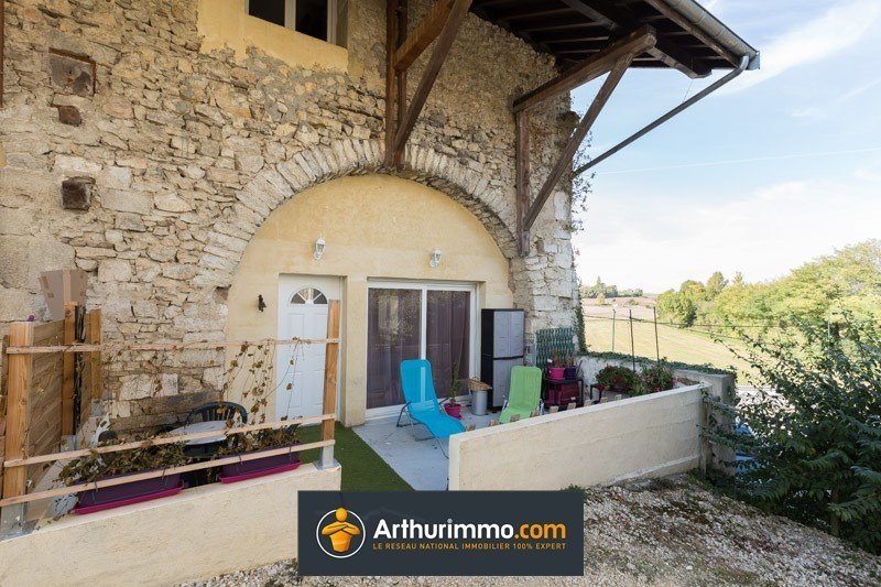 Vente appartement Morestel 126 000€ - Photo 1