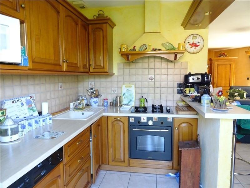 Vente maison / villa St georges d esperanche 298000€ - Photo 8