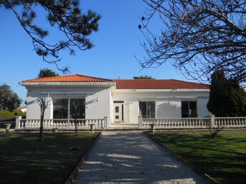 Sale house / villa Vaux sur mer 523000€ - Picture 1