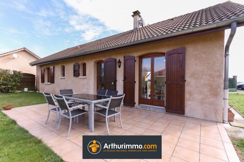 Sale house / villa Morestel 236500€ - Picture 8