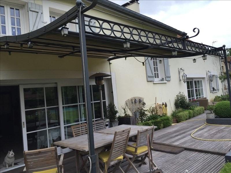 Deluxe sale house / villa St nom la breteche 1250000€ - Picture 5