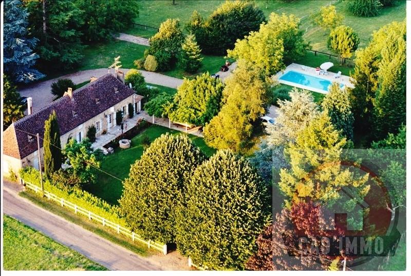 Vente maison / villa St germain et mons 485000€ - Photo 1