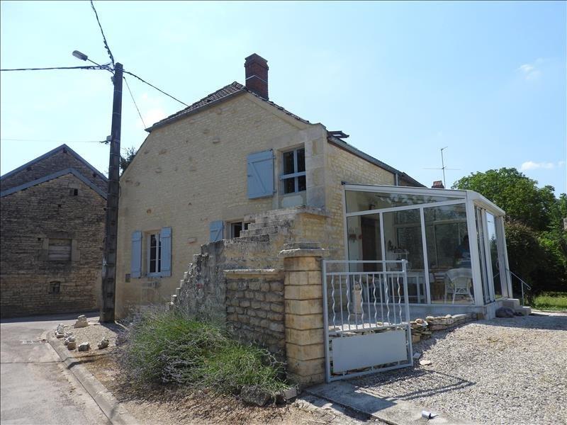Sale house / villa Village proche chatillon 72000€ - Picture 1