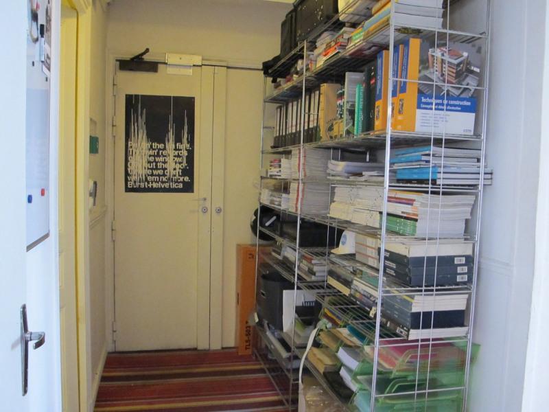 Alquiler  oficinas Paris 10ème 3062,25€ +CH/ HT - Fotografía 8
