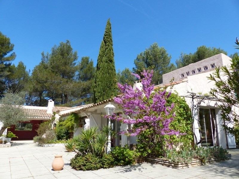 Vente de prestige maison / villa Les milles 698000€ - Photo 1