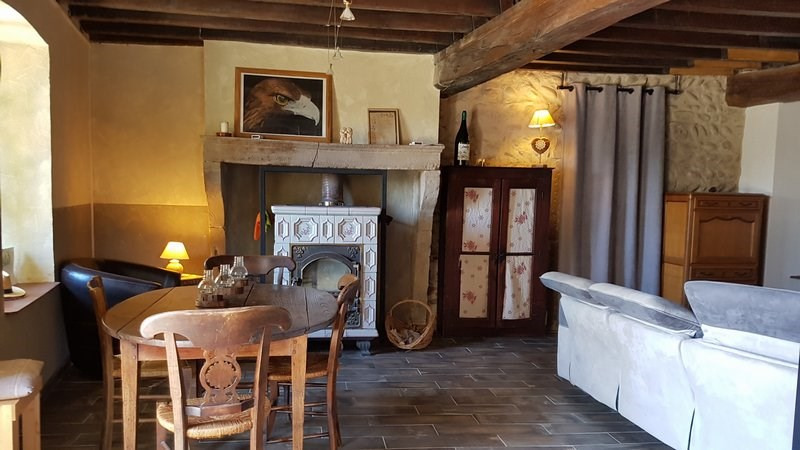 Vente maison / villa Chateauneuf de galaure 430000€ - Photo 5