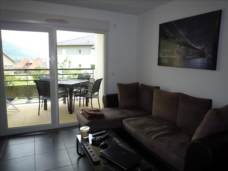 Venta  apartamento Les ollieres 185000€ - Fotografía 4