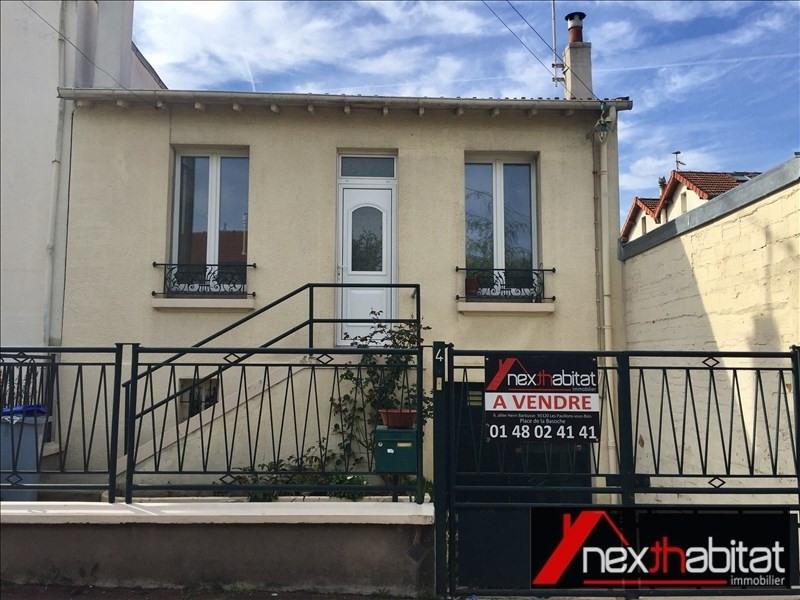 Vente maison / villa Les pavillons sous bois 239000€ - Photo 1