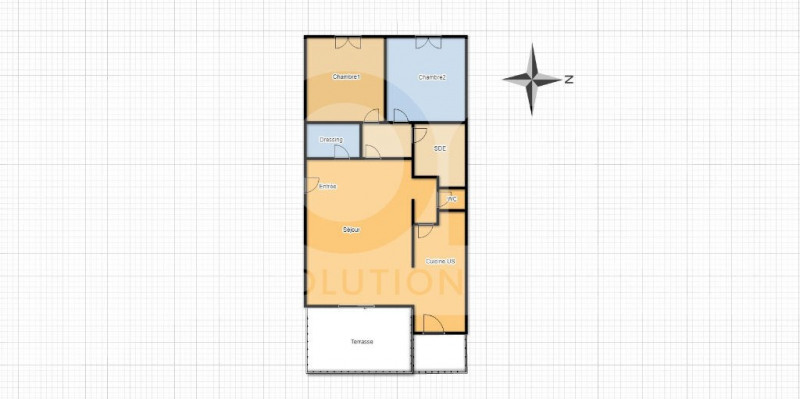 Vente appartement Nice 270000€ - Photo 14
