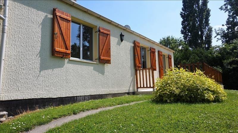 Revenda casa La chaussee d ivry 5 mn 179000€ - Fotografia 2
