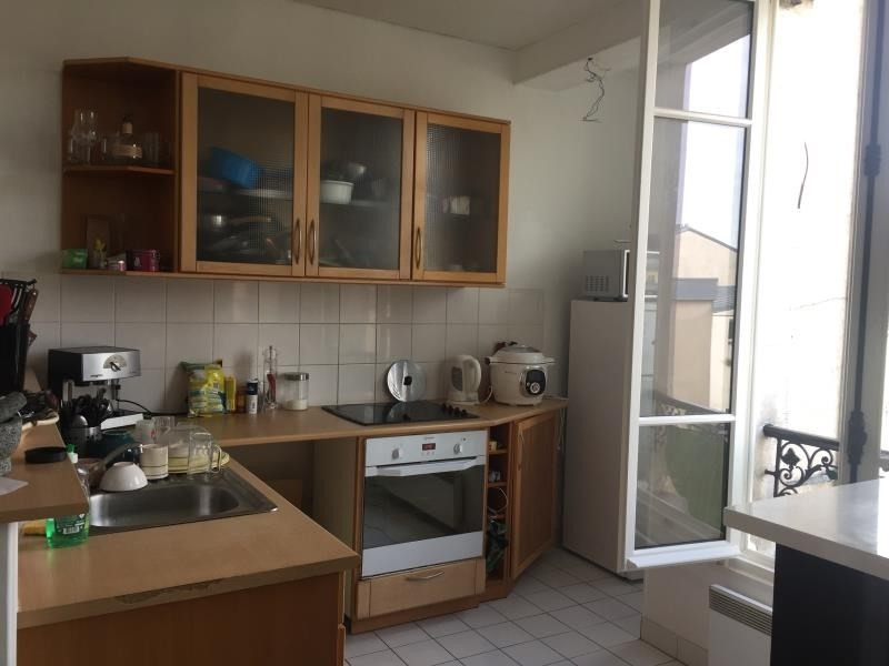 Rental apartment Versailles 1240€ CC - Picture 2