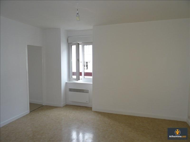 Rental apartment St brieuc 325€ CC - Picture 1