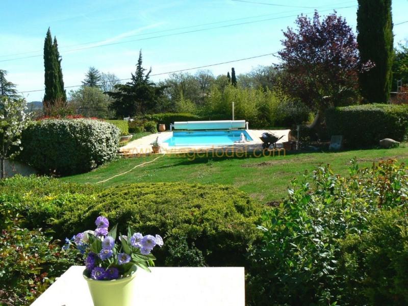 Vendita nell' vitalizio di vita casa Brignoles 94000€ - Fotografia 12