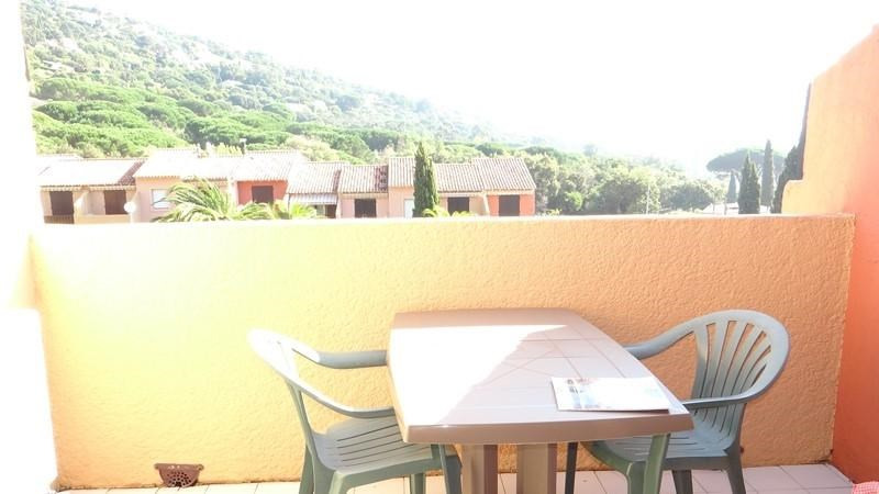 Location vacances appartement Cavalaire 300€ - Photo 7