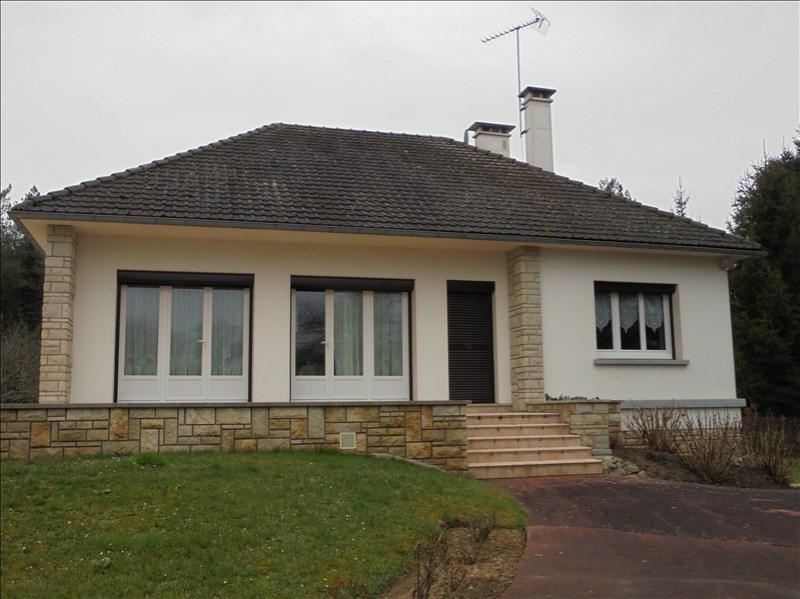 Sale house / villa Bonny sur loire 154000€ - Picture 1