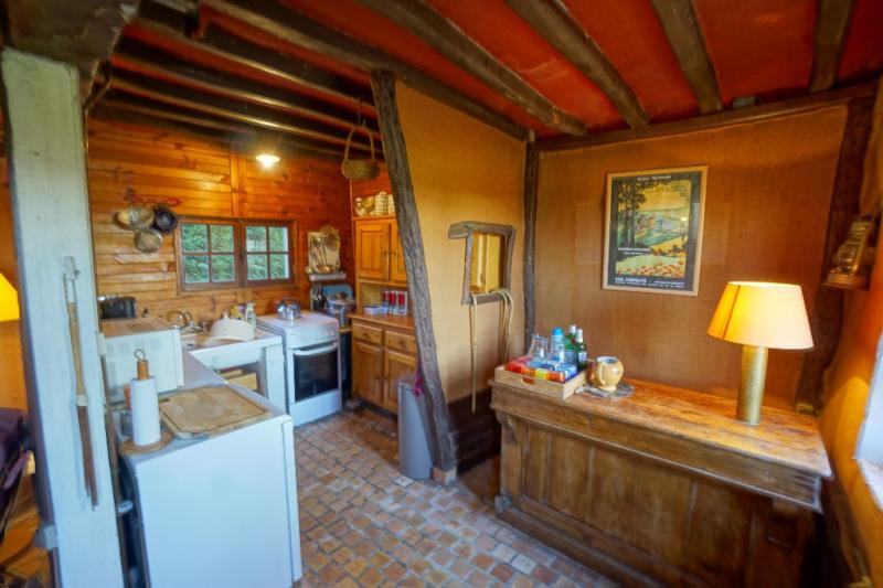 Sale house / villa Tourny 98000€ - Picture 5