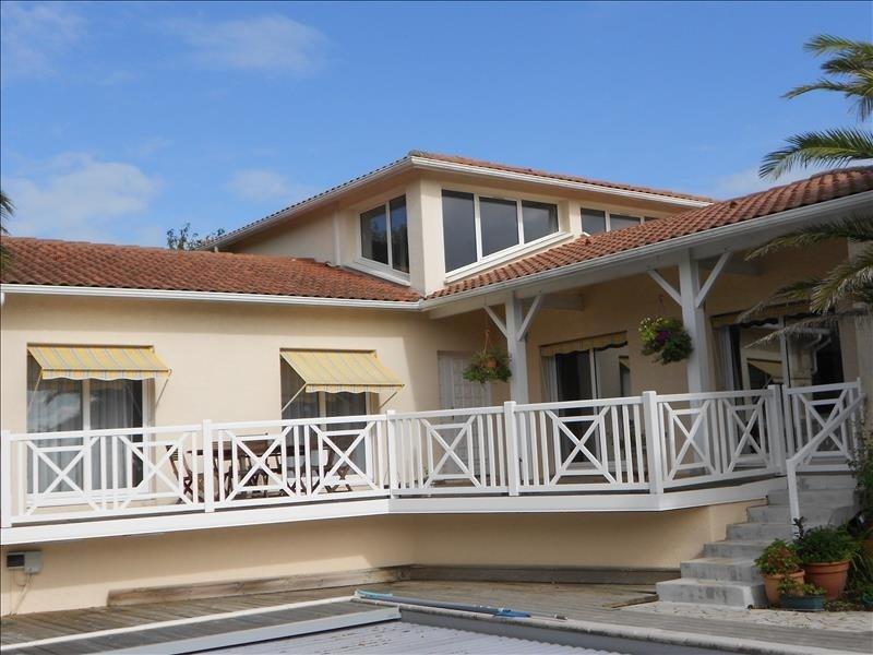 Vente de prestige maison / villa Bidart 1195000€ - Photo 1