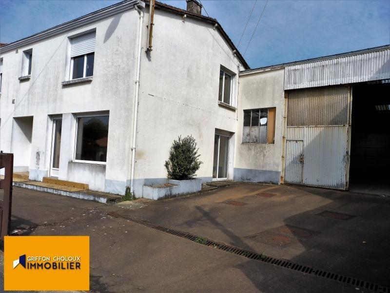 Vente maison / villa Tillieres 132900€ - Photo 1