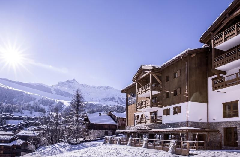 Deluxe sale apartment Les avanchers valmorel 175 000€ - Picture 1