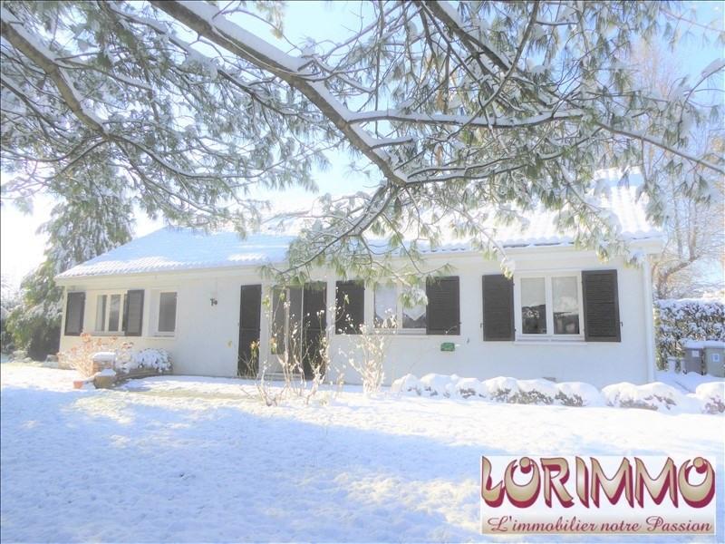 Sale house / villa Mennecy 362000€ - Picture 1