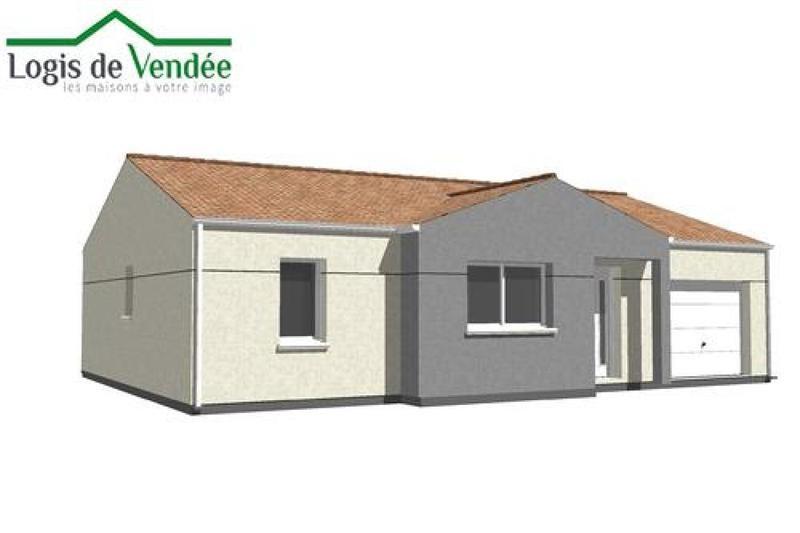 Maison  4 pièces + Terrain 515 m² Bernard par LOGIS DE VENDEE
