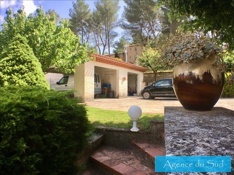 Vente maison / villa La bouilladisse 499000€ - Photo 9