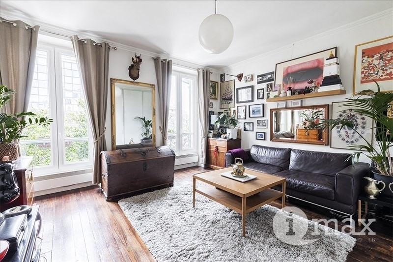 Vente appartement Levallois perret 485000€ - Photo 1