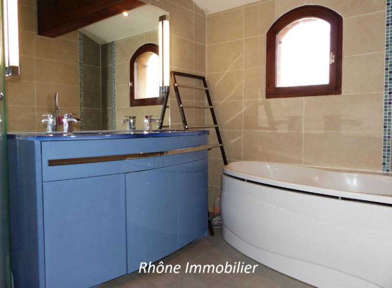 Vente maison / villa Villette d anthon 439000€ - Photo 7