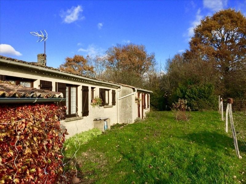Vente maison / villa Bouresse 139100€ - Photo 1