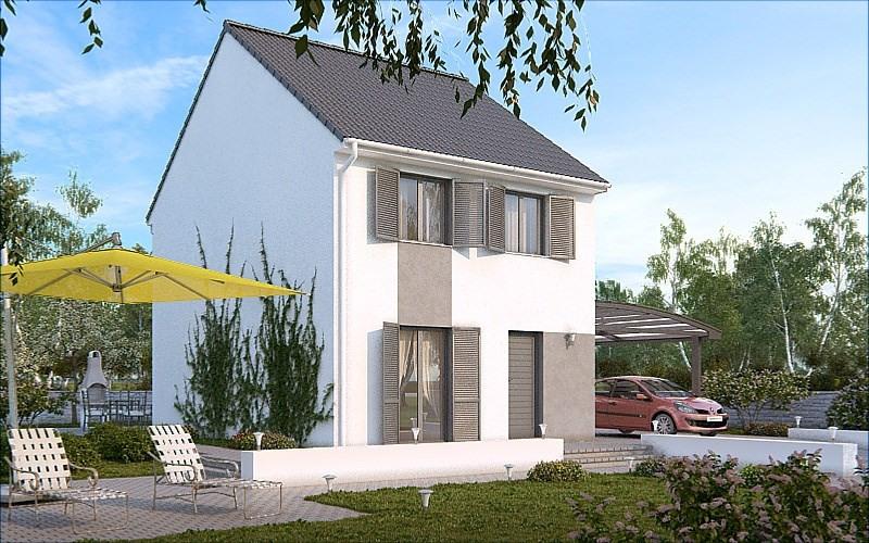 Maison  5 pièces + Terrain Franconville par MAISON PIERRE