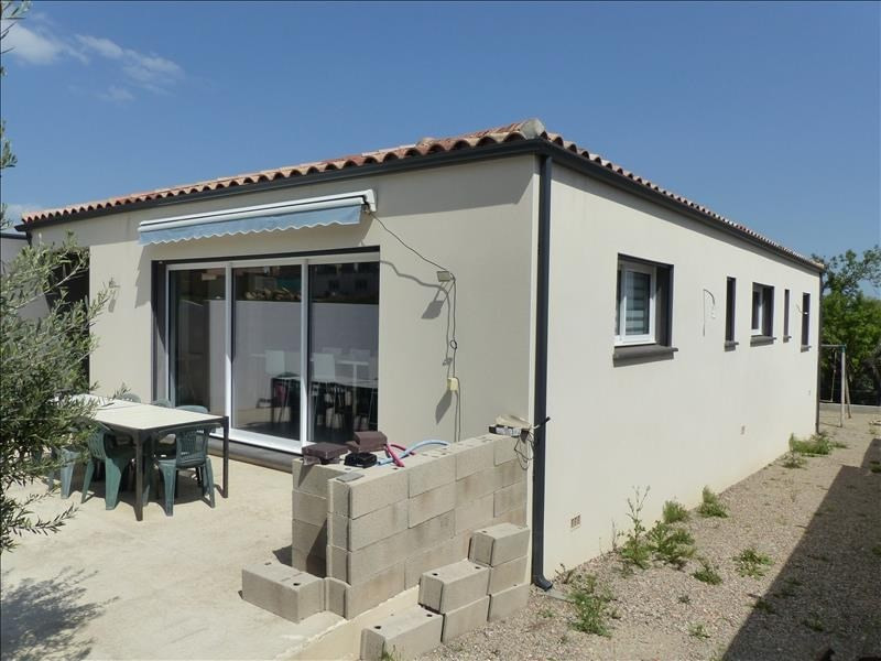 Vente maison / villa Murviel les beziers 268 000€ - Photo 3