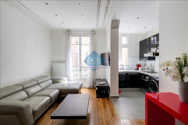 Sale apartment Paris 5ème 780000€ - Picture 2