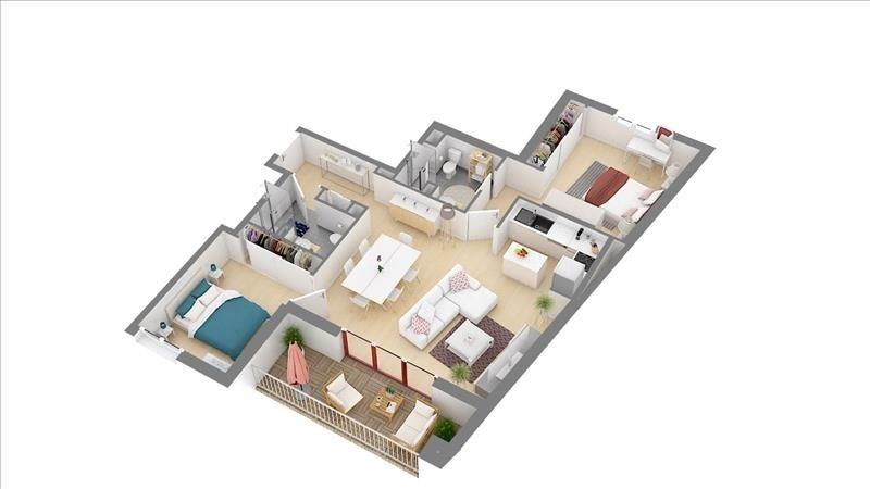 Venta de prestigio  apartamento Hendaye 260000€ - Fotografía 1