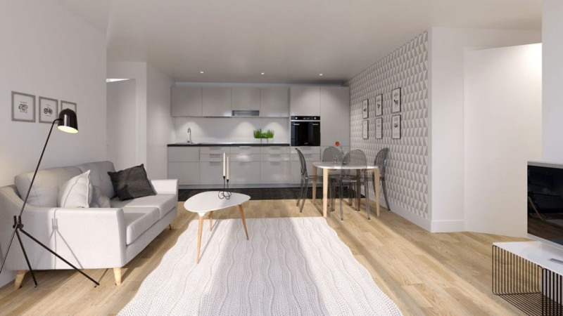 Sale apartment Colombes 770000€ - Picture 4