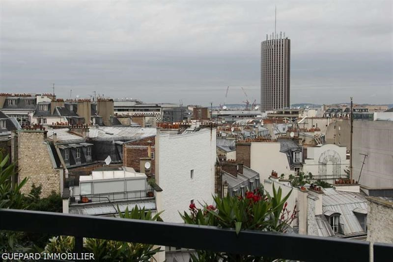 Vente de prestige appartement Paris 16ème 3 900 000€ - Photo 1