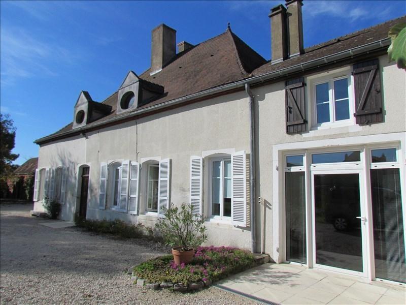 Sale house / villa St jean de losne 367500€ - Picture 1