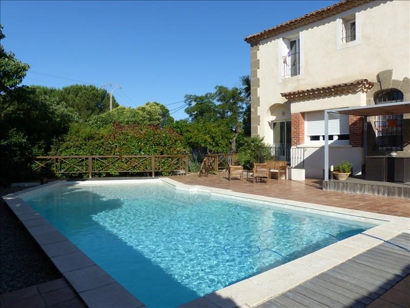 Deluxe sale house / villa Servian 500000€ - Picture 2