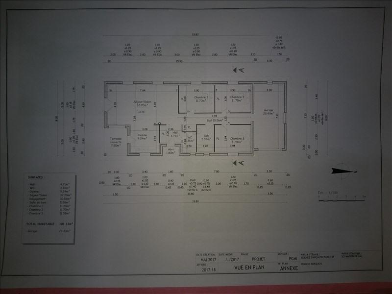 Sale house / villa Condamine 188000€ - Picture 3