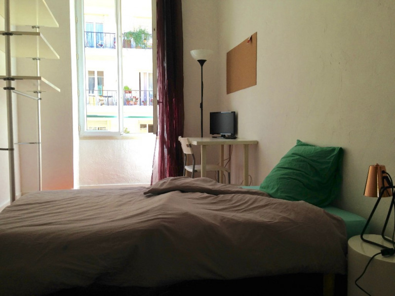 Investment property apartment Nice 250000€ - Picture 8