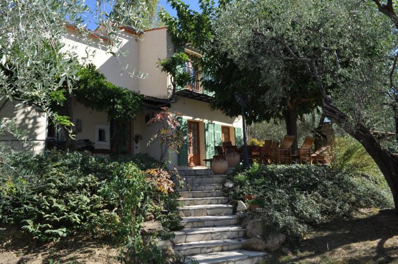 Vente maison / villa Contes 504000€ - Photo 3