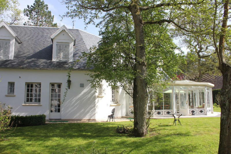Revenda residencial de prestígio casa Le touquet paris plage 892500€ - Fotografia 3